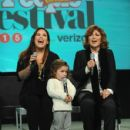 Angelica Maria and Angelica Vale: 2015 PEOPLE En Espanol Festival Day 2 - Press Room - 429 x 600