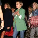 Emilia Clarke – Night out watching Florence+The Machine at the Hollywood Bowl