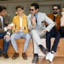 David Gandy-June 13, 2015-Day 2 - Front Row - London Collections Men SS16 - 454 x 303