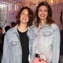 Lucas Jagger and mother Luciana Gimenez - 2018 - 454 x 652