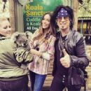 Nikki Sixx & Courtney being tourists in Sydney, Australia 17/05/15