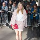 Laura Whitmore Tric Awards 2015 In London