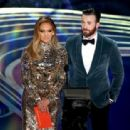 Jennifer Lopez and Chris Evans At The 91st Annual Academy Awards - Show - 454 x 313