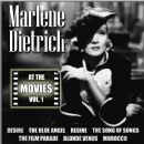 At the Movies, Vol. 1 - Marlene Dietrich - Marlene Dietrich