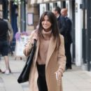 Michelle Keegan – Seen at Victors Eatery in Hale Village – Cheshire