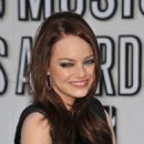 Emma Stone - 2010 MTV Video Music Awards Held At Nokia Theatre L.A. Live On September 12, 2010 In Los Angeles, California