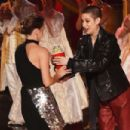 Emma Watson – 2017 MTV Movie And TV Awards in Los Angeles - 454 x 302