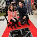 Loretta Lynn and Jack White Induction Into The Nashville Walk Of Fame on June 4, 2015 in Nashville, Tennessee. - 452 x 600