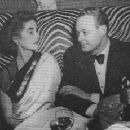 "Poor Little Rich Girls at El Morocco: Woolworth Heiress, Barbara Hutton, the first ""poor little rich girl"" and publicly referred to as ""rich bitch"" with Herbie Klotz"