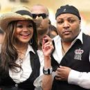 LaToya Jackson and Jeffre Phillips - 454 x 365