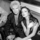 Billy Idol & Perri Lister - 454 x 496