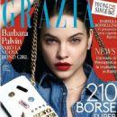 Barbara Palvin - Grazia Magazine Cover [Italy] (15 March 2018)