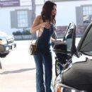 Selena Gomez – Arrives at Casa Vega Mexican restaurant in LA