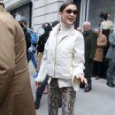 Bella Hadid – Attending the Ralph Lauren Show in NYC - 454 x 744