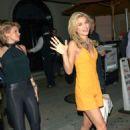 AnnaLynne and Angel McCord – Leaving Craig's Restaurant in West Hollywood - 454 x 605