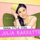 Julia Barretto-Chalk Magazine