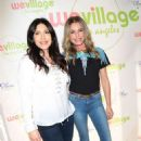 Rebecca Romijn at the grand opening party for WeVillage in LA - 454 x 681