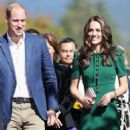 2016 Royal Tour to Canada of the Duke and Duchess of Cambridge - Kelowna, British Columbia And Whitehorse, Yukon