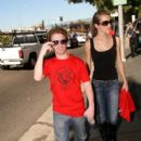 Seth Green and Candace Bailey - 396 x 594