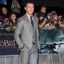 "Luke Evans-December 1, 2014- ""The Hobbit: The Battle Of The Five Armies"" World Premiere"