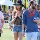 Behati Prinsloo Coachella Music Festival Day 2 In Indio