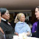 Angelina Jolie in Kenya  (June 11, 2015)