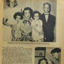 Joan Crawford - Filmland Magazine Pictorial [United States] (July 1951) - 454 x 643