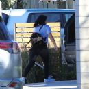 Ariel Winter – Unloading Her Luggage Out of Her Car, Los Angeles 1/13/ 2017 - 454 x 513