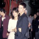 Keanu Reeves and Sandra Bullock