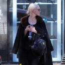 Ashlee Simpson – Leaves the gym in Los Angeles