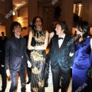 L'Wren Scott and Mick Jagger at 2011 MET Costume Institute Gala - 454 x 682