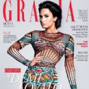 Demi Lovato - Grazia Magazine Cover [Qatar] (February 2017)