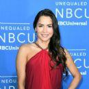 Carmen Villalobos- NBC's 'NBCUniversal Upfront' - Arrivals - 454 x 533