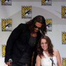 Jason Momoa and Emilia Clarke
