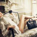 Cara Delevingne for Mulberry Handbag Shoot 2014