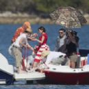 Dannii Minogue - photo shoot in Miami, 31-01-11