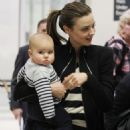 Miranda Kerr & Flynn: Down Under Duo