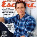 Matthew McConaughey - Esquire Magazine Cover [United States] (November 2016)