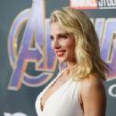 Elsa Pataky- Los Angeles World Premiere Of Marvel Studios' 'Avengers: Endgame' - 454 x 303