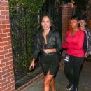 Cheryl Burke – Outside the Abbey Nightclub in West Hollywood - 454 x 606