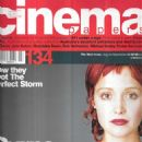 Rose Byrne - Cinema Papers Magazine Cover [Australia] (September 2000)
