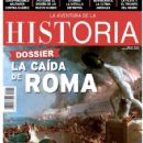 Italy - La Aventura De La Historia Magazine Cover [Spain] (July 2020)