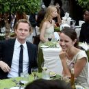 Amy Acker and Neil Patrick Harris