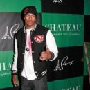Nick Cannon red carpet at Paris Hotel and Casino for their respective events