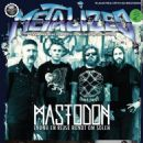 Bill Kelliher, Brann Dailor, Brent Hinds, Troy Sanders - Metalized Magazine Cover [Denmark] (August 2014)