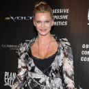 Natasha Henstridge - WTB Spring 2011 Fashion Show - LA Fashion Week on October 17, 2010