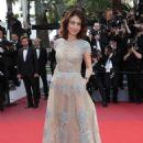 Olga Kurylenko – 'The Meyerowitz Stories' Premiere at 70th Cannes Film Festival - 454 x 681