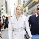 Naomi Watts Leaving The Calvin Klein Fashion Show