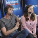 Actress Hayley Atwell attends SiriusXM's Entertainment Weekly Radio Channel Broadcasts From Comic-Con 2015 at Hard Rock Hotel San Diego on July 11, 2015 in San Diego, California - 454 x 387