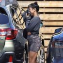 Vanessa Hudgens in Tight Shorts – Out in Los Feliz